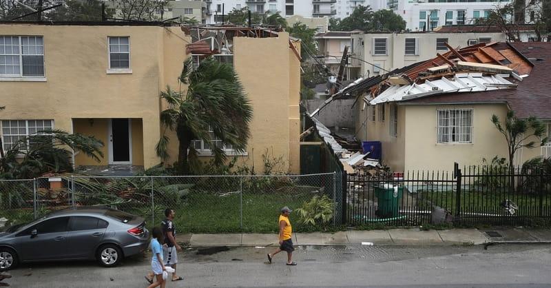 Hurricane Irma Attacked My Family