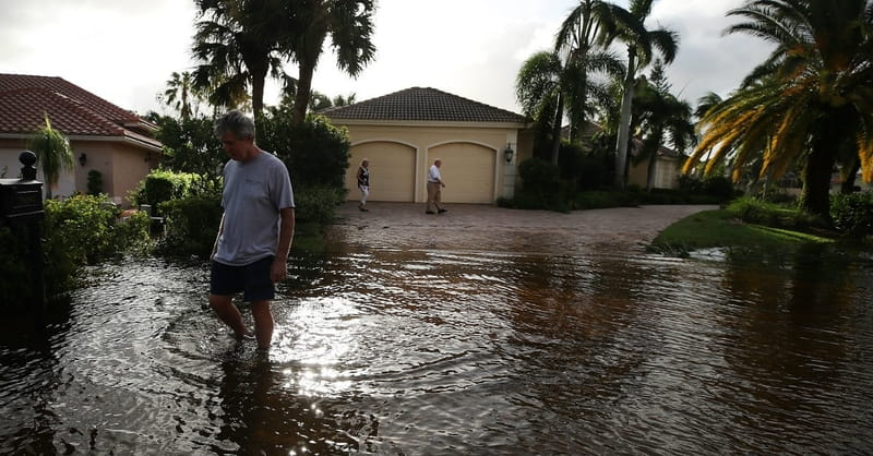 Millions without Power in Florida from Hurricane Irma, Now Downgraded to Tropical Storm