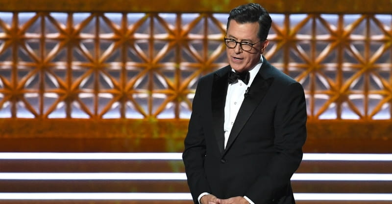 Emmy Awards Ceremony Blasts Trump