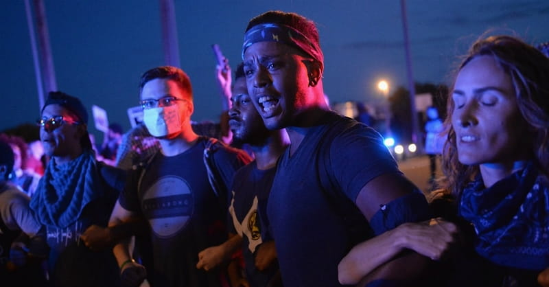 Dozens Arrested after St. Louis Protests Turn Violent