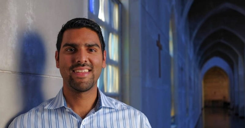Nabeel Qureshi's Wife Vows to Continue His Ministry