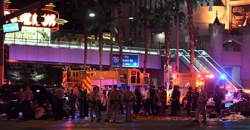 Over 50 Killed in Las Vegas Shooting