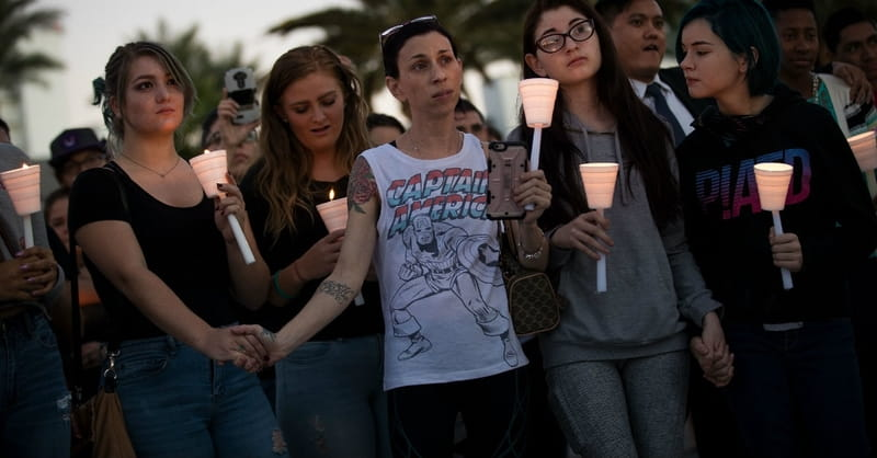 Mourning in the Wake of Las Vegas: Weeping for the Suffering, Calling Evil by Name