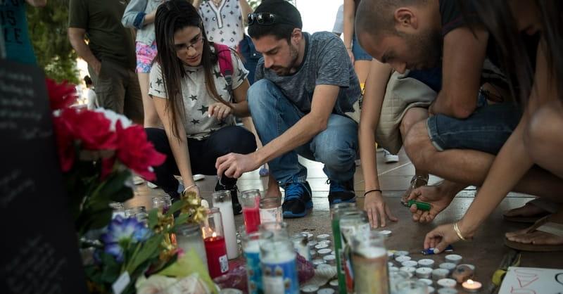 Las Vegas Shooting Victim Has Emotional Reunion with Man Who Saved His Life