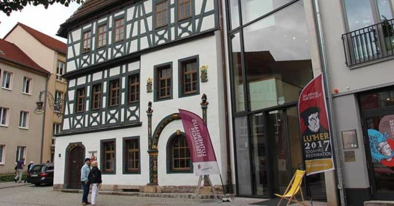 Here He Stood: Lutheran Pilgrims Travel to Germany on Reformation Anniversary