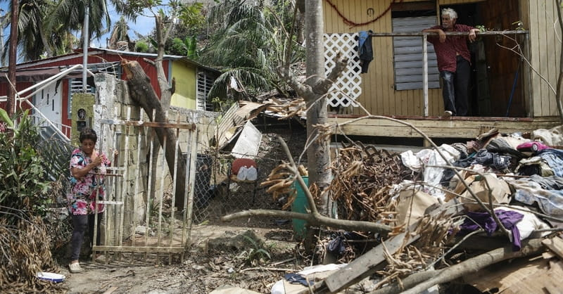 Samaritan's Purse to Help Rebuild 55 Churches in Hurricane-damaged Puerto Rico