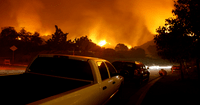 At Least 11 Have Lost Lives in California Wildfires