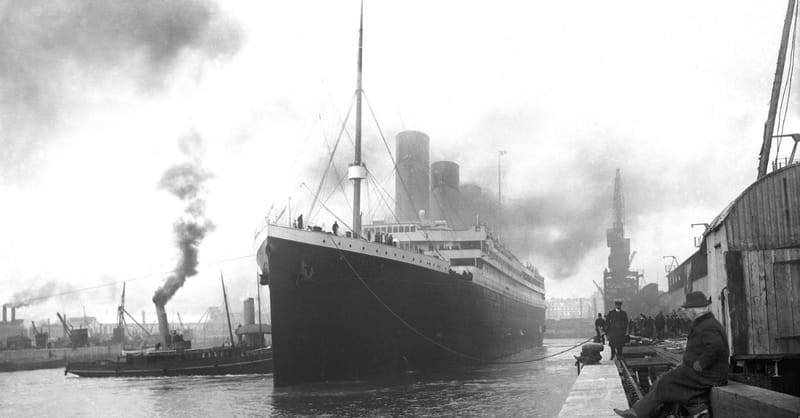 Titanic Victim's Letter Sells for Record Price