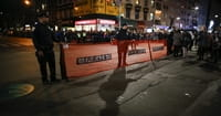 'Cowardly Act of Terror' Kills Eight in NYC