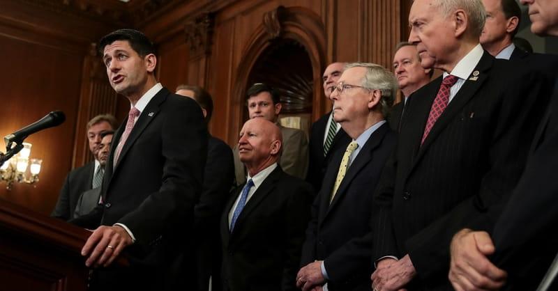 GOP Aims to Repeal Johnson Amendment in New Tax Reform Bill
