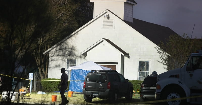 Christ Church Shooting Photo: 21 Top News Stories Of 2017 Christians Should Know About