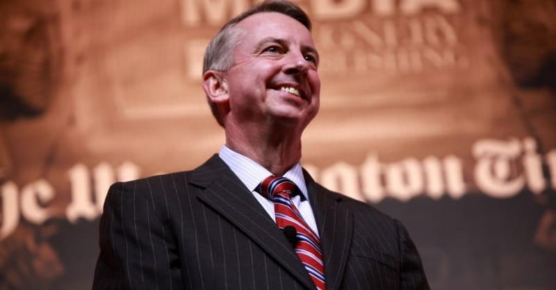 Virginia Gov. Candidate Ed Gillespie Gives Gracious Concession Speech, Cites Scripture