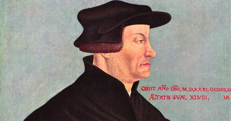 Luther, Luther, Luther: He Didn't Reform Christianity as Much as This Guy Did