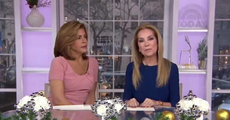 Kathie Lee's Emotional Reaction To Matt Lauer's Termination