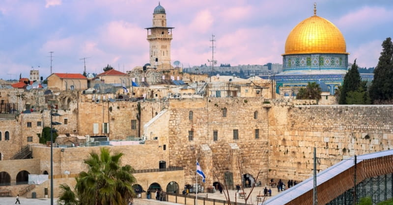 Why the Peace (and Pieces) of Jerusalem are Significant