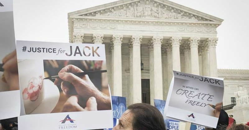 Christian Bakers? Atheist Bakers? Cake Meets Faith at the Supreme Court