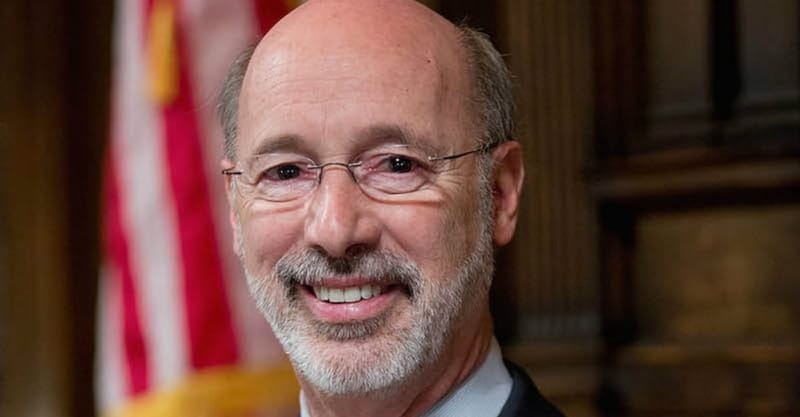 Pennsylvania Gov  Vetoes 20-Week Abortion Ban | 94 9 KLTY