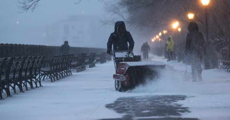 Temperatures Colder Than Mars Predicted for Parts of U.S.