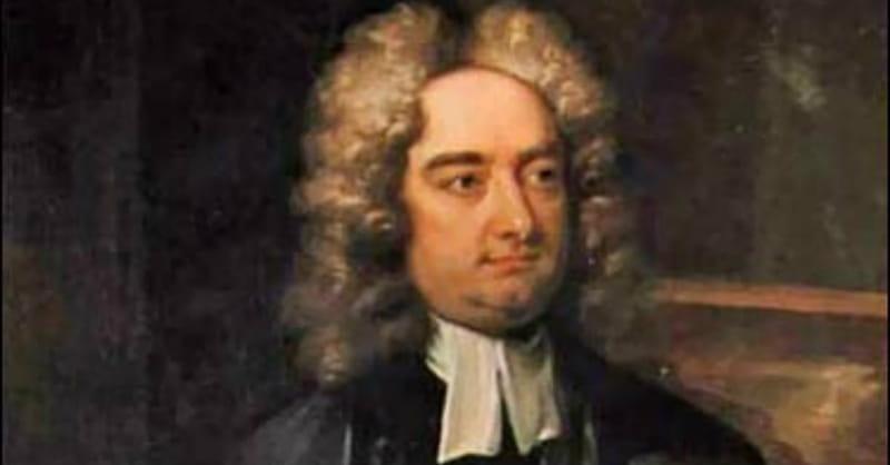 3. Jonathan Swift