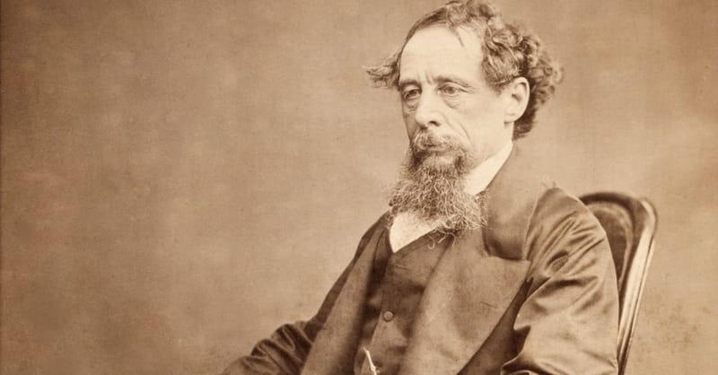 7. Charles Dickens