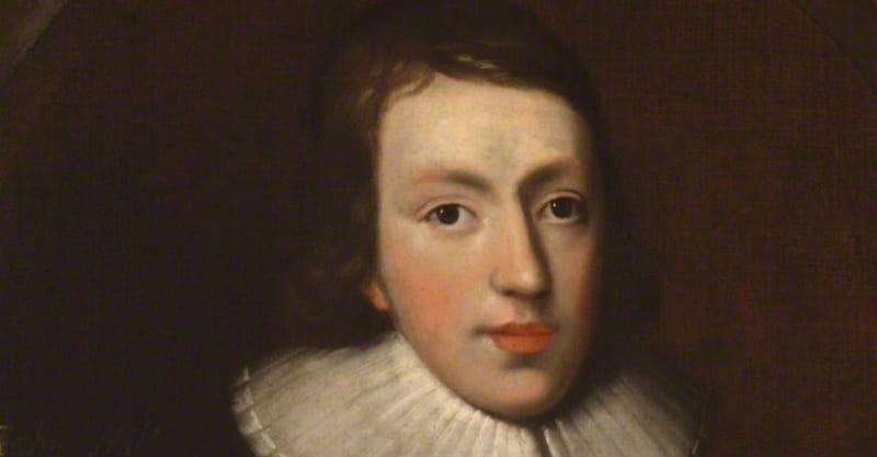 8. John Milton