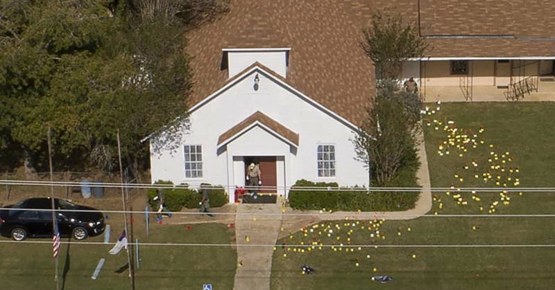 To Keep Churches Safe, Government Gets Involved