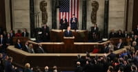 Trump in First State of the Union Address: 'Faith and Family' are Center of American Life