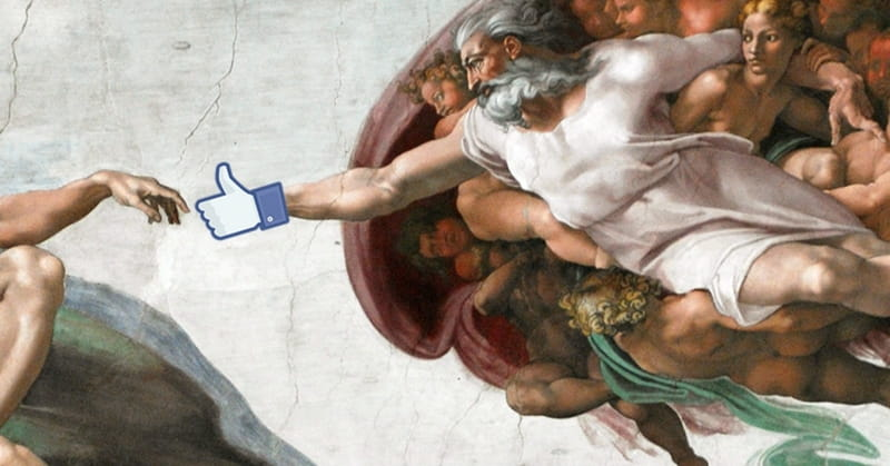 Is God on Facebook? CBS Hopes So, in Possible New Show