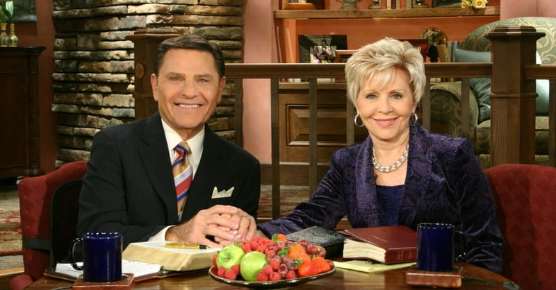 Gloria Copeland: Jesus 'Redeemed Us from the Curse of the Flu'