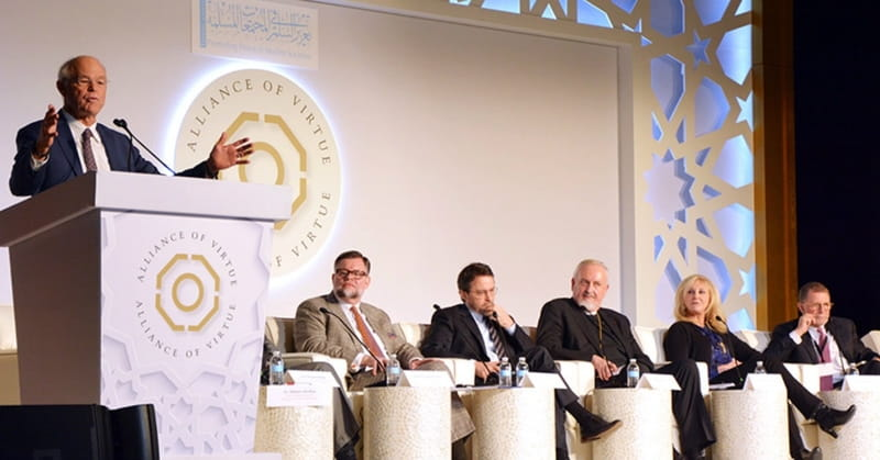 Evangelicals Join Interfaith Leaders in Washington to Promote Religious Tolerance