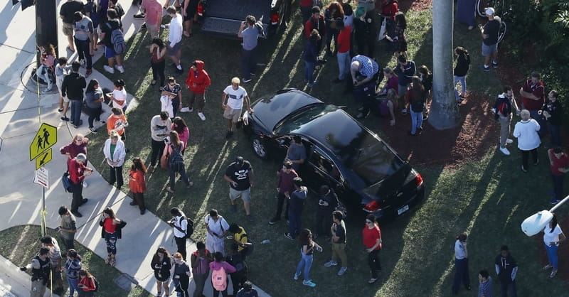 School Shooting in Florida: 'It's Supposed to Be a Safe Place'