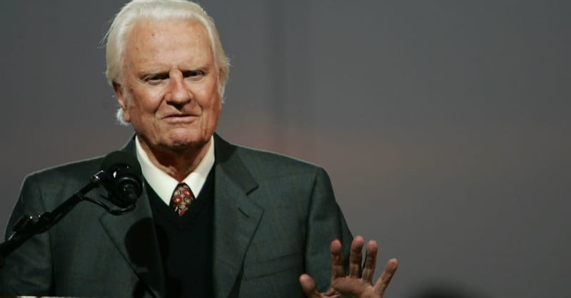 Christian Leaders Respond to Rev. Billy Graham's Death