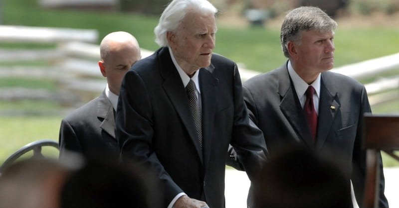 Because of Billy Graham, the World Will Never Be the Same