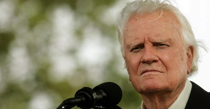 10 Beautiful Tributes from Christian Leaders on the Death of Billy Graham