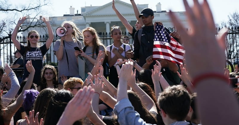 Urged by Their Youth, Faith Groups Flocked to the March for Our Lives