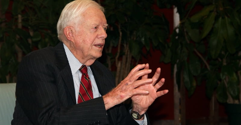 Former President Jimmy Carter Will be Liberty University's Commencement Speaker