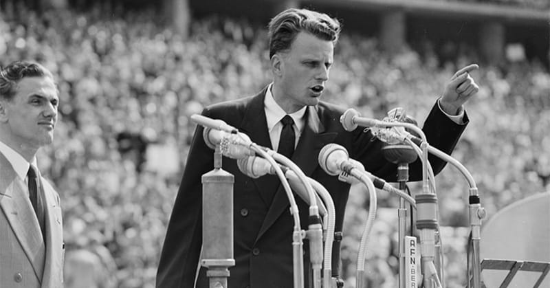 Billy Graham Made Sure His Integrity Was Never in Question