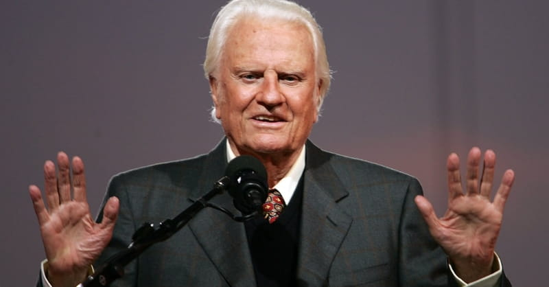Billy Graham the Author: Here are 13 of His Best Books