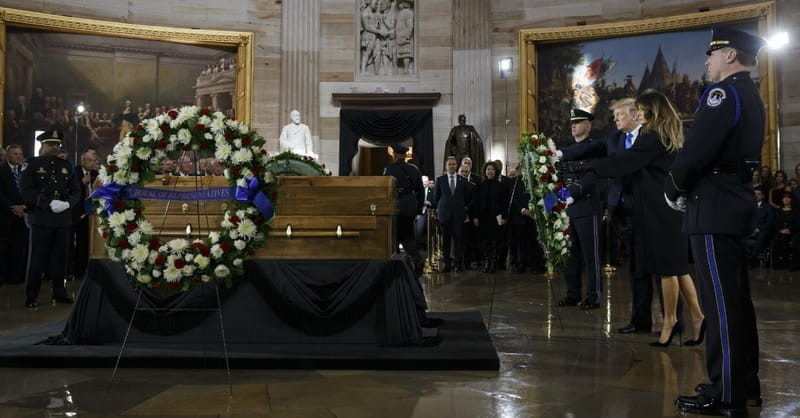 Billy Graham Honored in US Capitol as Our Nation Remembers 'America's Pastor'