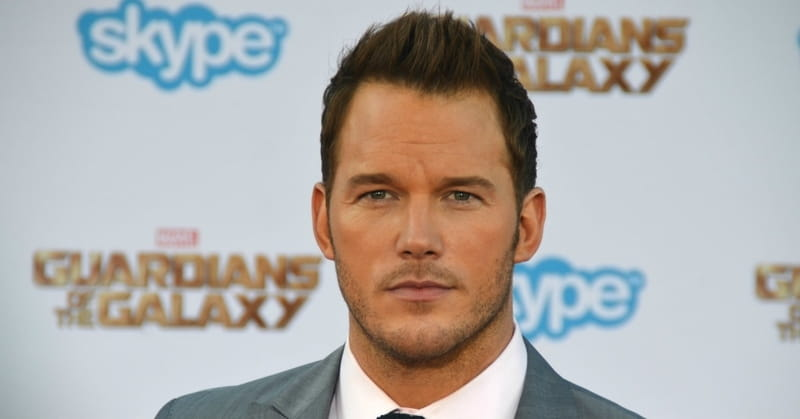 Chris Pratt Attends Christian Concert Featuring Matthew West and Zach Williams