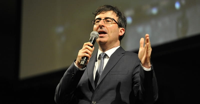 John Oliver Goes after Crisis Pregnancy Centers, Ignoring Consequences of Abortion