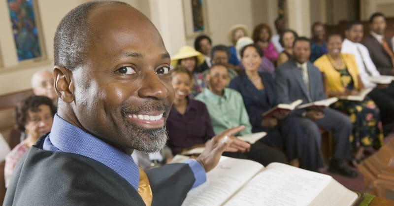 Multiracial Churches Increase as blacks, Whites Learn to Worship Together