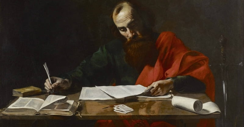 N.T. Wright Discusses the Apostle Paul's Sudden Popularity