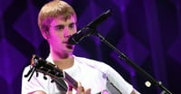 Justin Bieber Leads Crowd in Worship at Coachella Music Festival