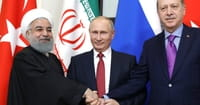 Why the Russia-Turkey-Iran Alliance Could Be More Disturbing Than You Think