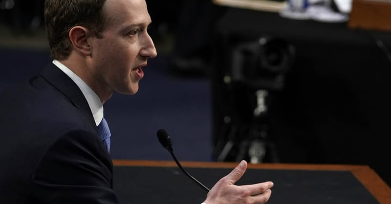 Ted Cruz Questions Mark Zuckerberg about Facebook's 'Pervasive Pattern of Bias' against Conservatives