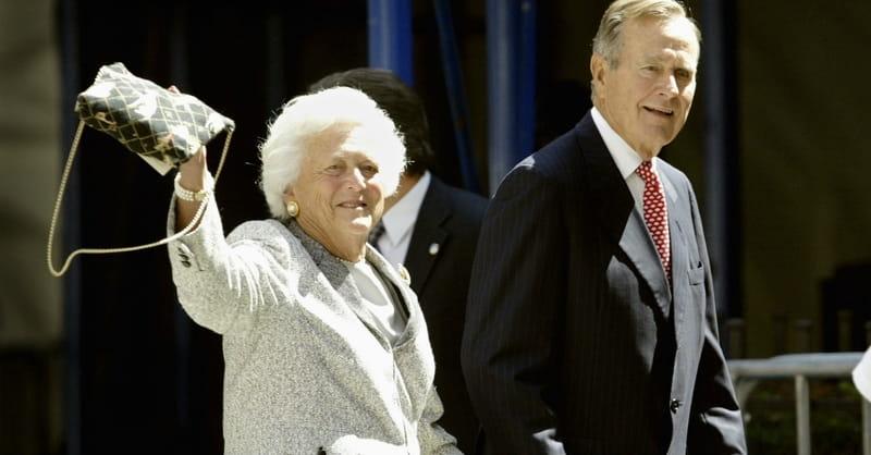 Barbara Bush 'Ran the Family That Ran the Country'