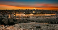 Israel and Iran on the Brink? Pray for the Peace of Jerusalem