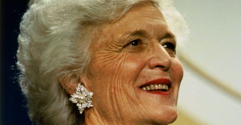 Barbara Bush's Family Testifies to Her Faith, Reads Scripture at Funeral