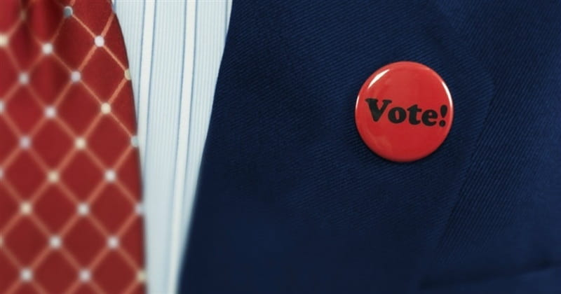 """7. Absence of basic Freedoms: """"Voting"""" and a state-run media"""